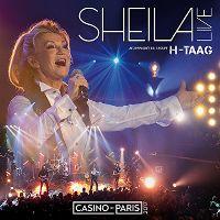 Cover Sheila - Live - Casino de Paris 2017 [DVD]